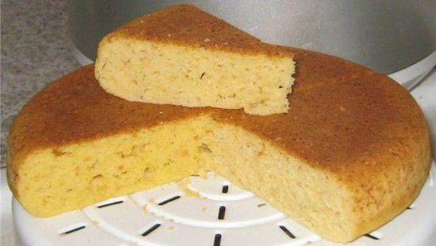 Хліб в мультиварці