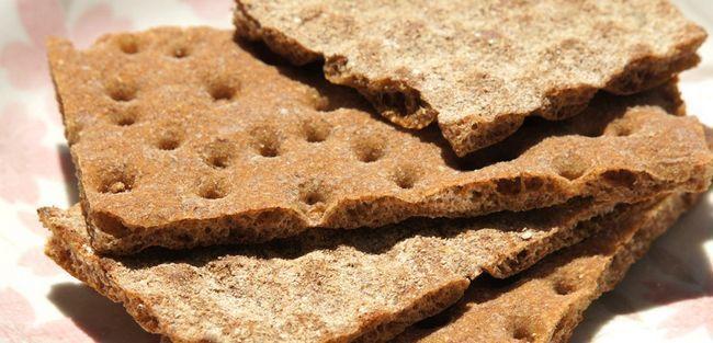 Хлібці житні: користь і шкода