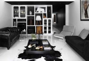 Інтер`єр в чорно-білих тонах: приклади оформлення стильних кімнат (+59 фото)
