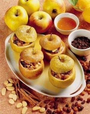 Яблука з секретом