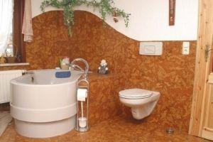Екологічне коркове покриття для стін в сучасному інтер`єрі (+38 фото)