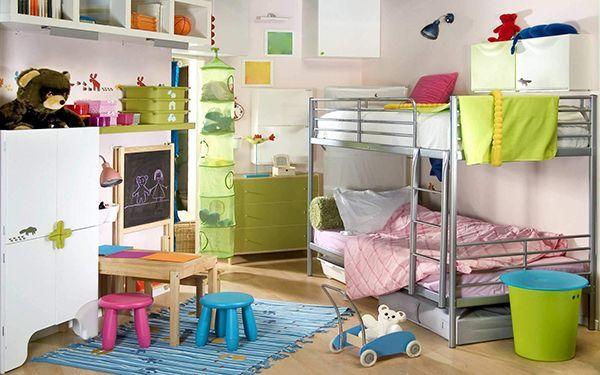 Економ дизайн дитячої кімнати