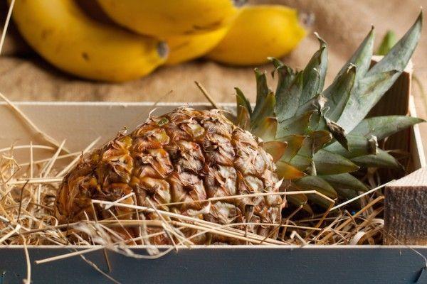 Як зберігати ананас