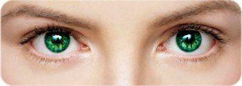Як змінити колір очей у фотошопі?