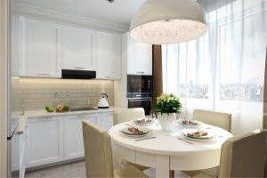 Як оформити інтер`єр кухні 9 кв. Метрів: 64 фото-ідеї сучасного дизайну