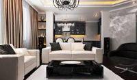 Як підкреслити розкіш житлового інтер`єру: основні риси вітальні в стилі модерн