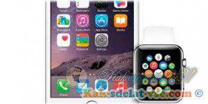 Як підключити apple watch до iphone?