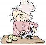 Як порізати цибулю без сліз?
