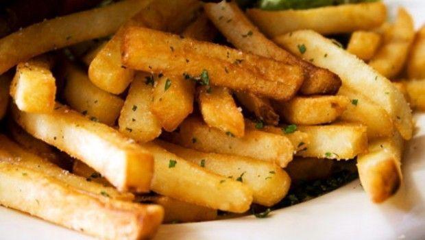 Як посмажити картоплю