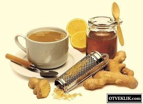 Як приготувати імбирний чай?