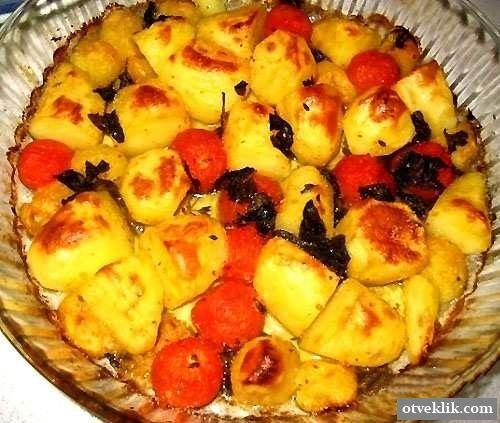 Як приготувати картоплю по - прованськи?