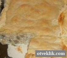 Як приготувати пиріг з пельменями?