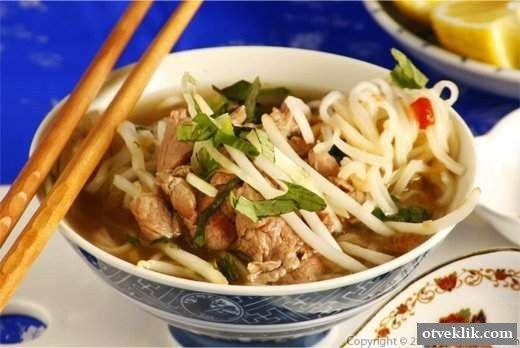 Як приготувати суп Фо Бо?