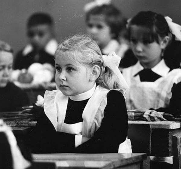 Як проходила життя кожного радянського школяра