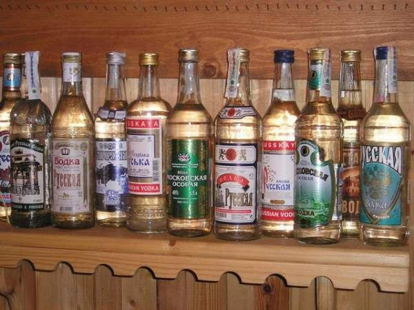 Як росіяни використовують горілку не за призначенням