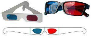 Як зробити 3d окуляри своїми руками?