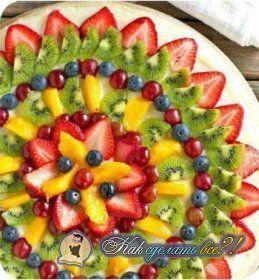 Як зробити нарізку з фруктів?