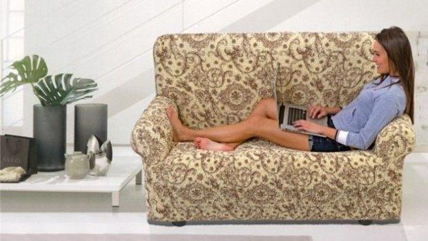 Як зшити чохол на диван