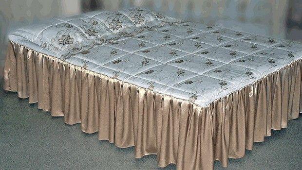 Як зшити покривало на ліжко