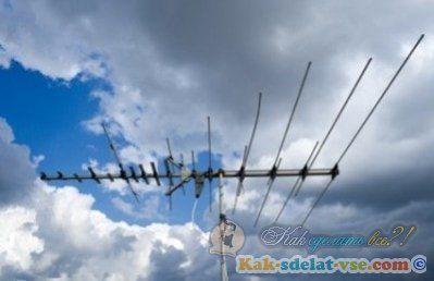 Як посилити сигнал антени?
