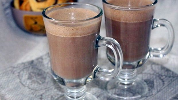 Як варити какао з молоком