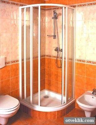 Як вибрати душову кабіну для ванної кімнати?