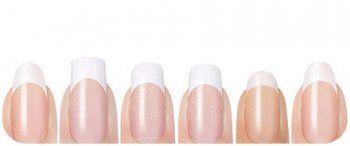 Як вибрати форму нігтів?