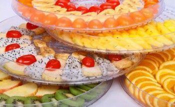 Як вибрати сушарку для овочів і фруктів?