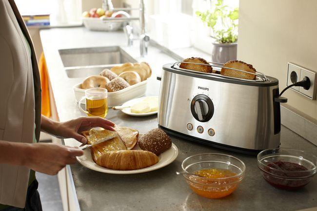 Як вибрати тостер: на які параметри звертати увагу при покупці