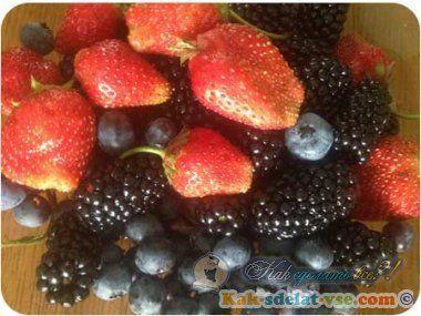Як заморозити ягоди?