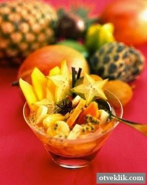 Які фрукти є афродизіаками?