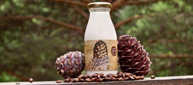 Кедрова молоко: користь і шкода