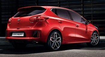 Кіа сід 2015 - новий кузов, комплектації і ціни, фото