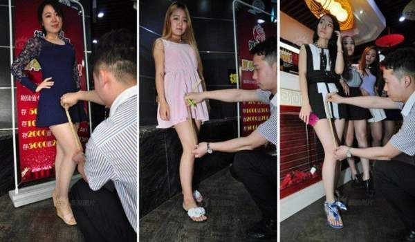 Китайський ресторан ввів знижки для красивих дівчат