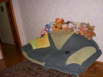 Кімната для батьків і дитини