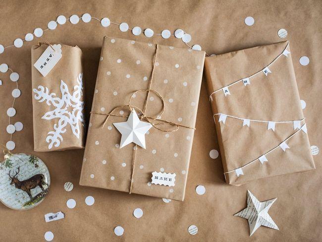 Красива і незвичайна упаковка подарунків своїми руками (50 фото)