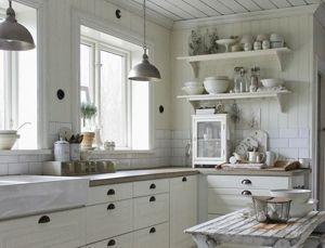 Красиві кухні в скандинавському стилі: 32 оригінальних фото, особливості оформлення простору