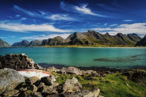 Краса норвегії. Подорож по лофотенская острів
