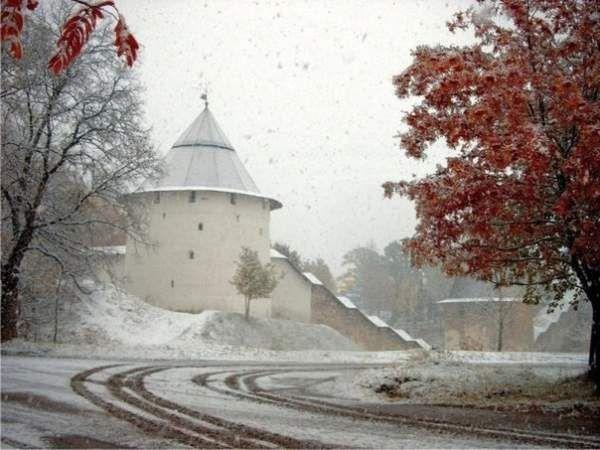 Краса псковської області, росія