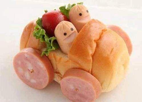 Креативний бутерброд