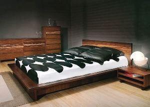 Ліжко-подіум: нестандартні рішення для комфортного сну (+71 фото)