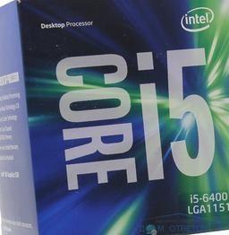 Куллер для Intel i5-6400
