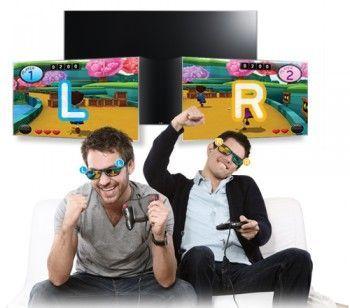 Lg dual play - грай на одному телевізорі, як на двох