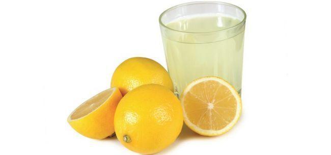 Лимонний сік: користь і шкода