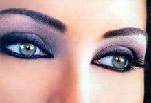 Макіяж для сірих очей на кожен день. Поради початківцям