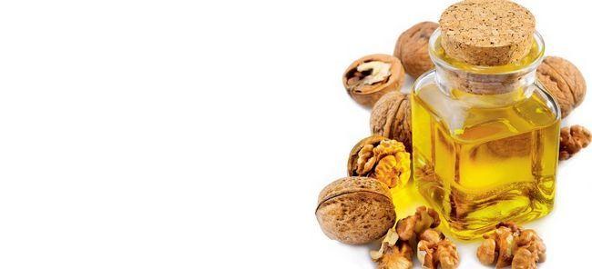 Масло волоського горіха: користь і шкода