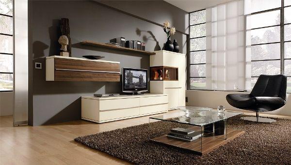 сучасні меблі в вітальню кімнату фото