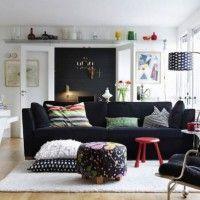 сучасні меблі в вітальню фото 2