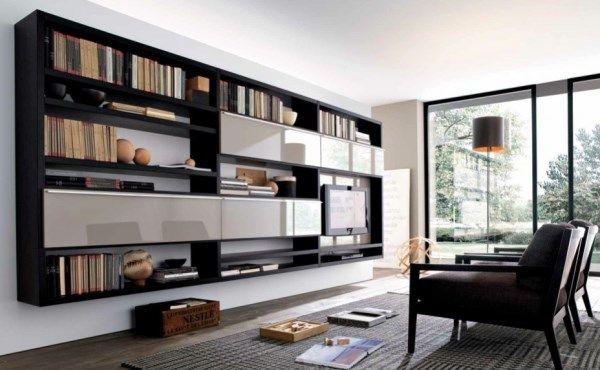 сучасні меблі в вітальню кімнату фото 2