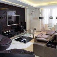 сучасні меблі в вітальню фото 22
